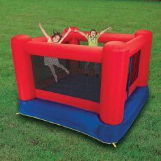"Sizzlin' Cool 7x7 foot Inflatable Bounce House - Toys R Us - Toys ""R"" Us"