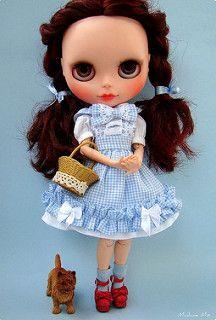 Custom caracterizada Dorothy Gale - The Wizard of Oz  *ADOTADA* ADOPTED*