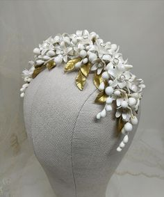 Jewelry Metals: Stone and Gems: Discount Jewelry: Cleaning and other tips: Jewelry Collection: Wedding Hair Flowers, Wedding Hats, Flowers In Hair, Fabric Flowers, Wedding Jewelry, Wedding Viel, Turbans, Fascinator Hats, Fascinators
