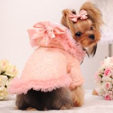 ¡ Nuevo! de Lujo de Alta calidad ropa para perros winter warm coat ropa para…