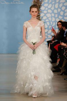 Oscar de la Renta spring 2014 wedding dresses - Wedding dresses - YouAndYourWedding