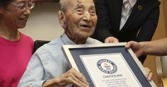 Yasutaro Koide had said his secret to a long life was not to smoke, drink or overdo it.