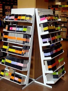 Notebook display, via Flickr.