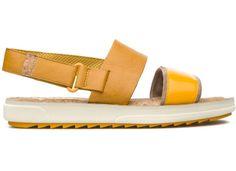 98b97ce3251 Camper Marges K100051-004 Sandals Men. Official Online Store USA Flip  Flops