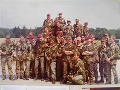 1st Battalion The Parachute Regiment Mortar Platoon