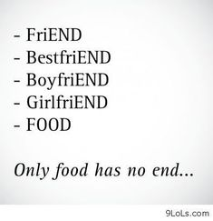 Quotes for Fun QUOTATION – Image : As the quote says – Description 21 Funny Quotes for Anyone Who Loves Food #foodlover #foodquotes #snarkyquotes #sarcasm #lol Sharing is love, sharing is everything