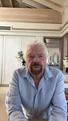 "Richard Branson on Instagram: ""Dear @virginaustralia team. I am so proud of you and everything we have achieved together. This is not the end of Virgin Australia, but I…"""