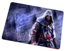 Assassins Creed mouse pad 2016 new pad to mouse Claudia Auditore mousepad gaming padmouse gamer to laptop keyboard mouse mats