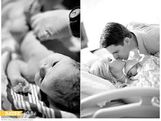 These are the most beautiful birthing photos I have ever seen - from millie holloman photography