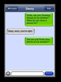 Frosty Mix: Funny Iphone Text Messages Collection #2