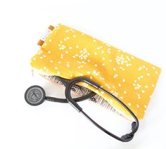 Mini Stethoscope Cover Case. Bag for Stethoscope Only. Purse