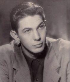 A young Leonard Nimoy