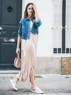 The Top 13 Closet Basics Every Fashion Blogger Owns via @WhoWhatWear
