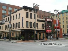 The Goddess Gentlemen's Club, 38 S Eutaw Street, Baltimore, Maryland. Formerly Ruth's Cafe, owned by Babe Ruth and run by his father. It also is where his father was killed.