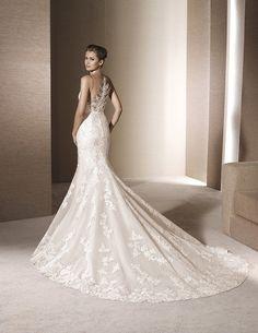 Suknia marki La Sposa, dostępna w LA.LILA http://lalila.pl