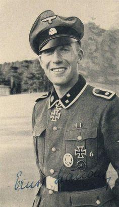 "✠ Ernst Stäudle (6 June 1913 – 11 July 1946) Near Katowice, Poland in Soviet captivity, RK 10.04.1942 SS-Oberscharführer VB i. d. 8./SS-Art.Rgt ""Totenkopf' 3. SS-Panzer-Division ""Totenkopf"""