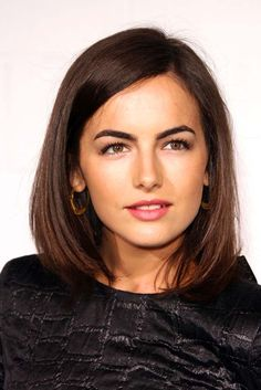 Girl crush. Camille Belle. ♥ her brows.