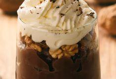 Karamelový pohár Pudding, Food, Custard Pudding, Essen, Puddings, Meals, Yemek, Avocado Pudding, Eten