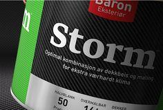 Storm @tangramdesign Packaging Design, Container, Package Design