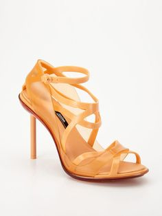 Jean Paul Gaultier for Melissa Shoes. Strappy Sandal