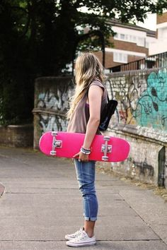 pink board