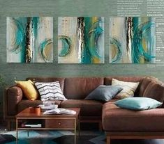 Modern Wall Art Paintings – Art Painting Canvas 3 Piece Canvas Art, 3 Piece Painting, Texture Painting On Canvas, 3 Piece Wall Art, Hand Painting Art, Canvas Wall Art, Large Painting, Large Canvas, Hand Painted Canvas