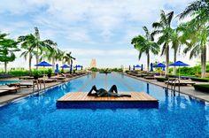 Chatrium Hotel Riverside—Bangkok, Thailand. #Jetsetter