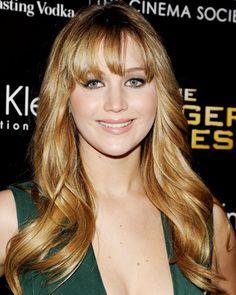 Love Jennifer Lawrence's hair!