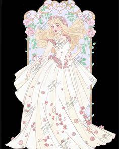 Disney Movie Characters, Disney Movies, Fictional Characters, Disney Princess Drawings, Disney Sleeping Beauty, Princess Aurora, Disney Cartoons, Princesas Disney, Disney Art