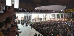"""""""Está lindo vocês nas ruas"""", diz Haddad sobre protestos em SP - Notícias - Cotidiano"""