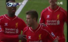 Tottenham Liverpool: All goals and Match highlights Match Highlights, Liverpool, Baseball Cards, Videos, Amazing, Jars