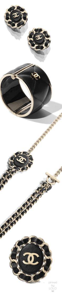 Chanel Fall/Winter Pre-Collection 2016/17 Jewelry | LOLO❤︎
