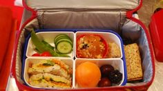 Miss 3 year old snack & lunch box