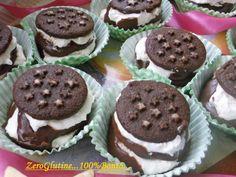 Mini Tortine Pan di Stelle - Ricette Blogger Riunite