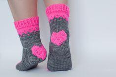 Ravelry: We Love Knitting Socks pattern by Marina Gvozdeva