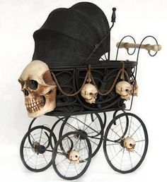Ah... traveling in style... and maybe it would keep germy people away from the newborn?