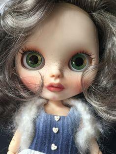 OOAK Custom Blythe Art Doll Tiffany by Bravura by Bravuradolly