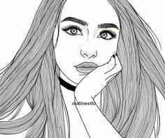 Dibujos De Chicas Tumblr