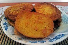 Bundas Kenyer (paine cu ou) Hungary, Muffin, German, Sweets, Dishes, Breakfast, Food, Recipes, Essen