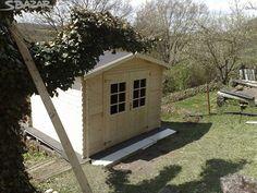 Zahradní domek, chatka, chatička, prodejní stánek, garáž - obrázek číslo 1