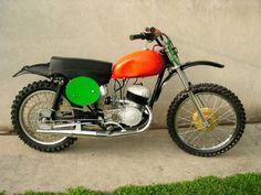CZ 250 1964 Joel Robert Replica