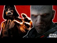 Who Was Darth Vader's FAVORITE Sith Lord? - Star Wars Explained - YouTube