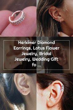 Double Cartilage Piercing Solid 14k gold tiny beaded huggie hoop earring, best for 3rd or 4th lobe piercings! #tinyhoops #huggiehoops #14kgoldhoops #tinyhuggiehoop #beadedhoop #goldhuggiehoop #smallhoops #thirdpiercinghoop #thirdlobepiercing #thirdpiercing #triplepiercing #earlobe #thirdholehoop #hoopearrings Double Cartilage Piercing Double Cartilage Piercing, Ear Piercings, Wedding Gifts For Women, Herkimer Diamond, Minimalist Earrings, Bridal Jewelry, Hoop, Diamond Earrings, Bridal Bridal Jewellery