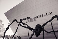 Denver Art Museum, Colorado