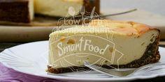 Käsekuchen Low Carb - Besser als das zuckerhaltige Original