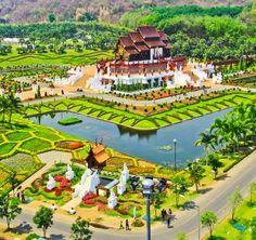 """Chiang Mai, Tailândia: Conhecida como a """"Rosa do Norte"""", Chiang Mai tem mais de 700 anos de história... - Shutterstock"""