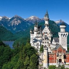Top German Tourist Attractions