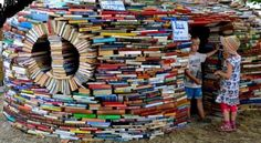 Homes made from book