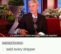 Haha Ellen
