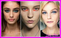 cool Makeup color trends